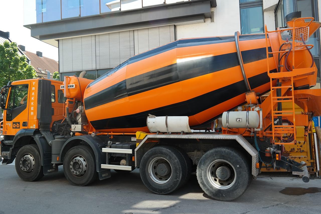 Anschaffung eines neuen Betonmischer LKW